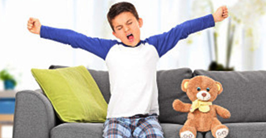 Is it ADHD, or does your child have Sleep Apnea?